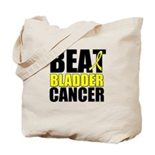 Beat Bladder Cancer Tote Bag