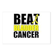 Beat Bladder Cancer Postcards (Package of 8)