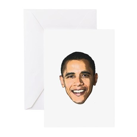 Obama Picture Greeting Cards (Pk of 10)