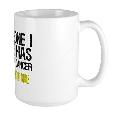 BladderCancerSupport Large Mug