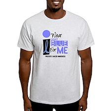 I Wear Light Blue For Me 9 T-Shirt