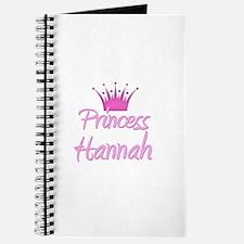 Princess Hannah Journal