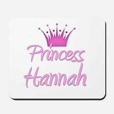 Princess Hannah Mousepad