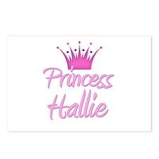 Princess Hallie Postcards (Package of 8)