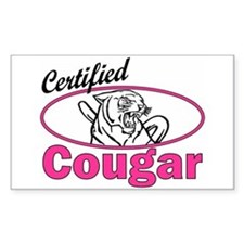 Certified Rectangle Decal