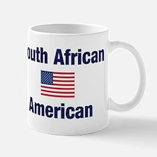 South African American Mug