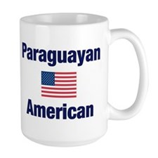 Paraguayan American Mug