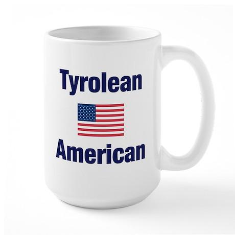 Tyrolean American Large Mug