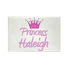 Princess Haleigh Rectangle Magnet