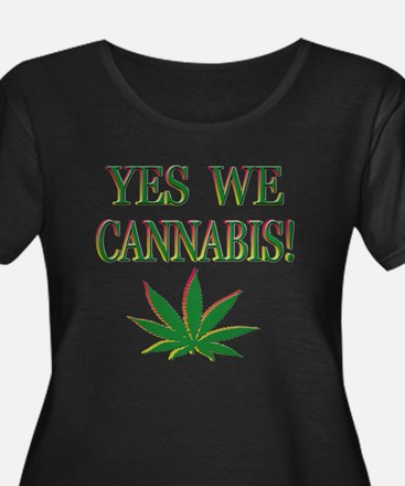 Yes We Cannabis Marijuana T