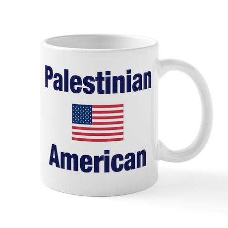 Palestinian American Mug