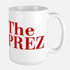 I Heart The Prez Mug