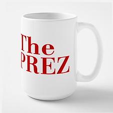 I Heart The Prez Mug
