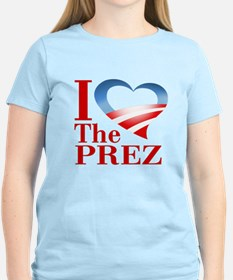 I Heart The Prez T-Shirt