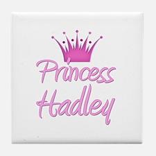 Princess Hadley Tile Coaster