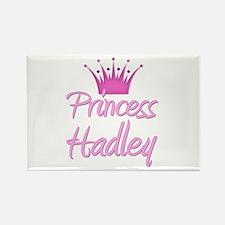 Princess Hadley Rectangle Magnet