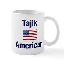 Tajik American Mug