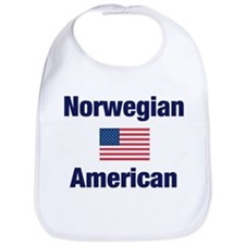 Norwegian American Bib