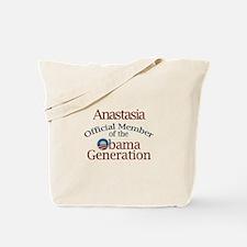 Anastasia - Obama Generation Tote Bag