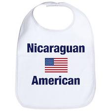 Nicaraguan American Bib
