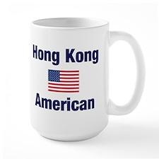 Hong Kong American Mug
