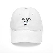 Eat ... Sleep ... HARES Baseball Cap