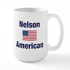 Nelson American Mug
