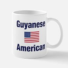 Guyanese American Mug