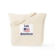 Lao American Tote Bag