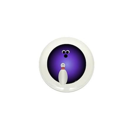 Let's go bowling Mini Button (10 pack)