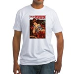 Perfecta Cycles Fitted T-Shirt
