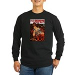 Perfecta Cycles Long Sleeve Dark T-Shirt