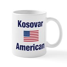 Kosovar American Small Mug