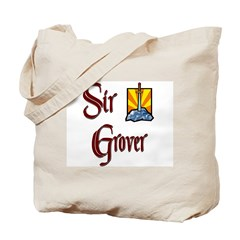 Sir Grover Tote Bag