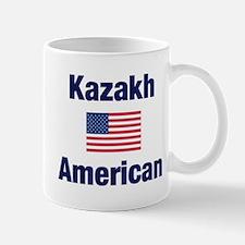 Kazakh American Mug