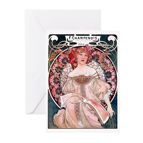 Champonois Greeting Cards (Pk of 20)