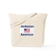 Jordanian American Tote Bag