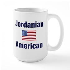 Jordanian American Mug
