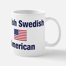 Finnish Swedish American Mug