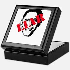 Liar Keepsake Box