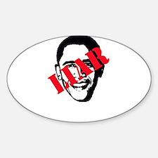 Liar Oval Decal