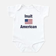Inuit American Infant Bodysuit
