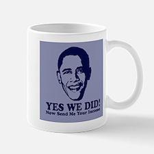 Yes We Did! Now Send Me Your Mug