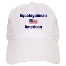 Equatoguinean American Baseball Cap