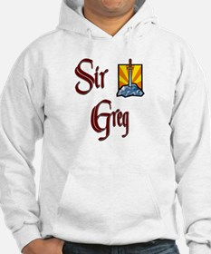 Sir Greg Jumper Hoody