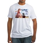 Ty-Phoo Tea Fitted T-Shirt