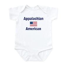 Appalachian American Infant Bodysuit