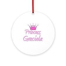 Princess Graciela Ornament (Round)