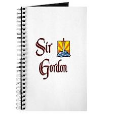 Sir Gordon Journal