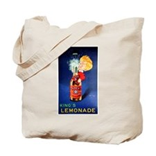 King's Lemonade Tote Bag